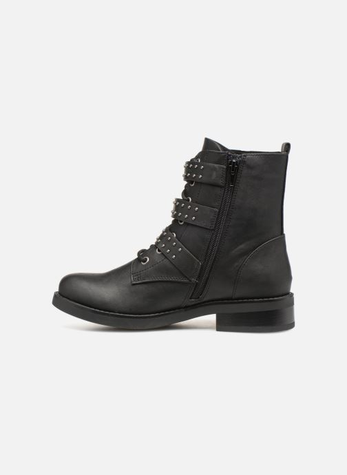 Bottines et boots Bullboxer 434520F6S Noir vue face