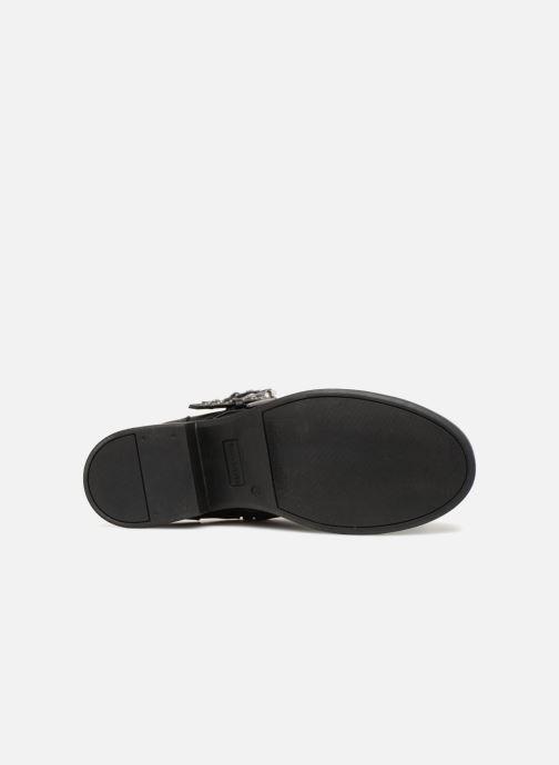 Bottines et boots Bullboxer 434520F6S Noir vue haut
