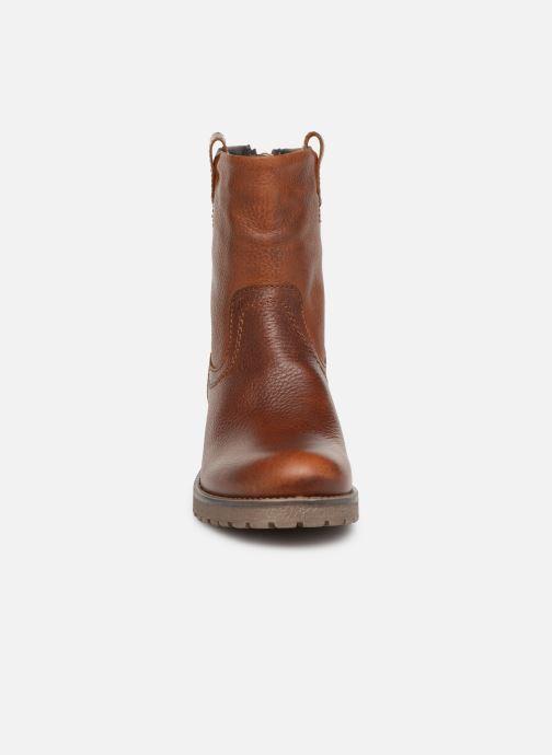 Stiefeletten & Boots Bullboxer 797526E6L braun schuhe getragen