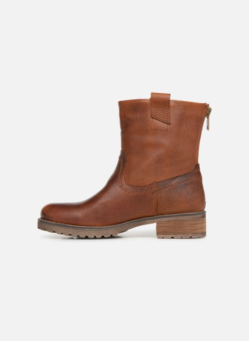 Ankle boots Bullboxer 797526E6L Brown front view