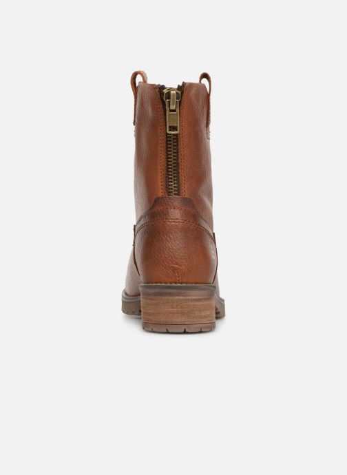 Ankle boots Bullboxer 797526E6L Brown view from the right