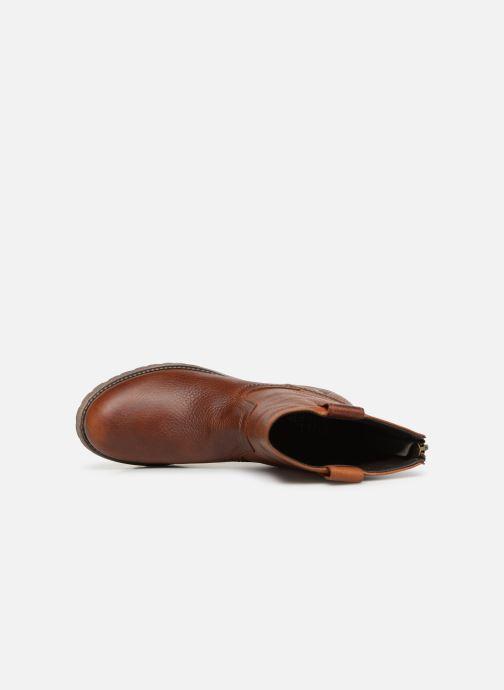 Stiefeletten & Boots Bullboxer 797526E6L braun ansicht von links