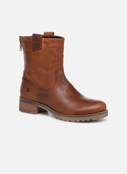 Ankle boots Bullboxer 797526E6L Brown detailed view/ Pair view