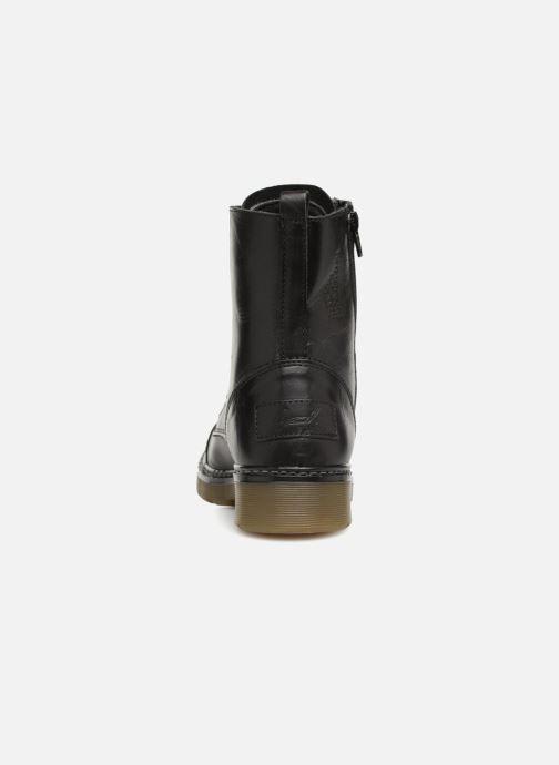 Boots en enkellaarsjes Bullboxer 875M86551 Zwart rechts