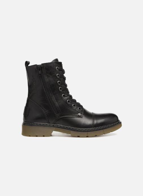 Boots en enkellaarsjes Bullboxer 875M86551 Zwart achterkant