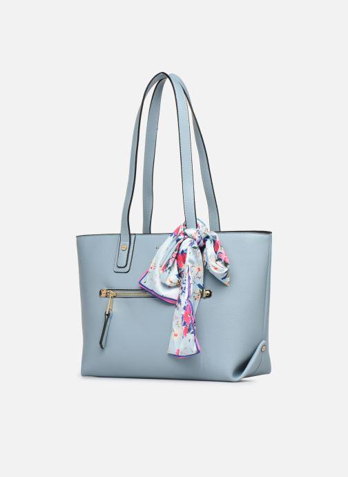 Handtaschen Aldo COLMURANO blau schuhe getragen