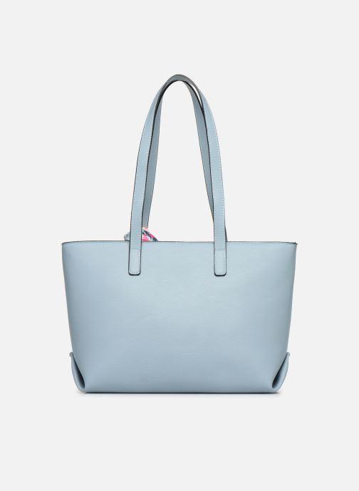 Handtaschen Aldo COLMURANO blau ansicht von vorne