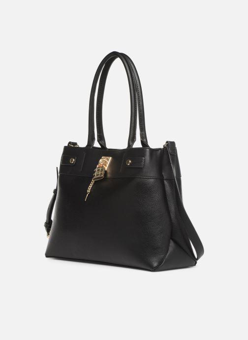 Handtaschen Aldo GENUALDI schwarz schuhe getragen