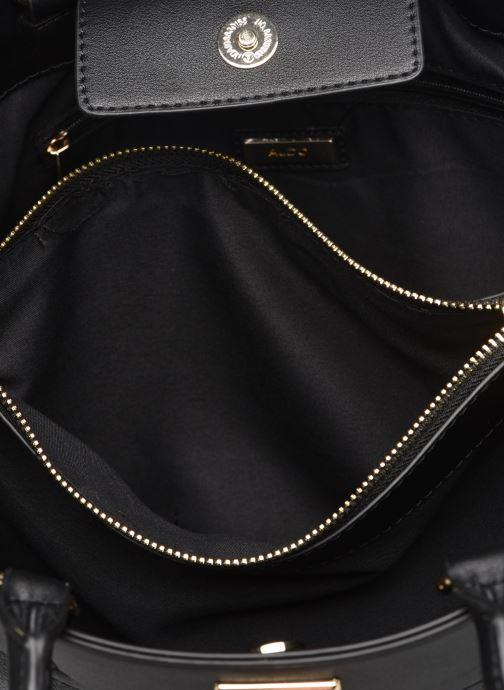 Handtaschen Aldo GENUALDI schwarz ansicht von hinten