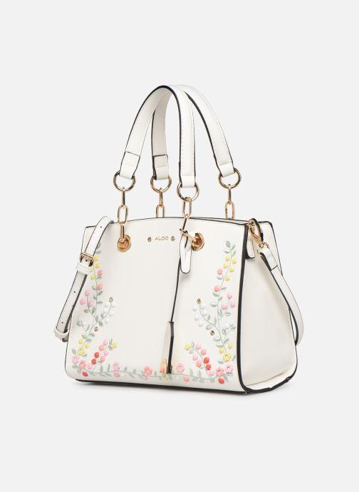 Handtaschen Aldo BEYAL weiß schuhe getragen