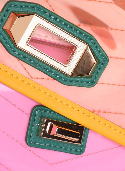 Handtaschen Aldo MAPRANG rosa ansicht von links