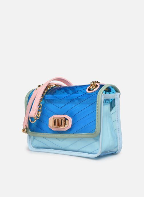 Bolsos de mano Aldo MAPRANG Azul vista del modelo