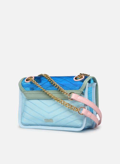 Handtaschen Aldo MAPRANG blau ansicht von rechts