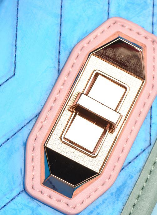 Bolsos de mano Aldo MAPRANG Azul vista lateral izquierda