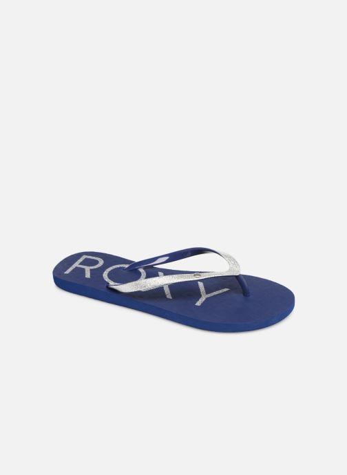 9ba18308149d1 Roxy Viva Glitter (Bleu) - Tongs chez Sarenza (359425)