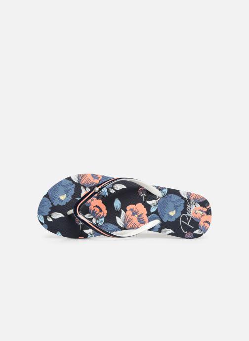 Tongs Roxy Portofino II Multicolore vue gauche