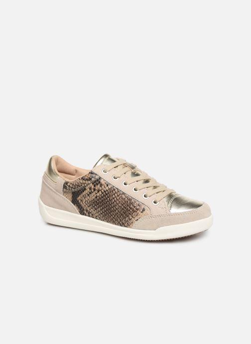 Sneaker Damart Arlette beige detaillierte ansicht/modell