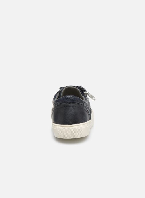 Trainers Damart Apolline Blue view from the right
