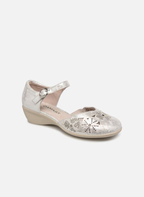 Sandals Damart Armelle Silver detailed view/ Pair view
