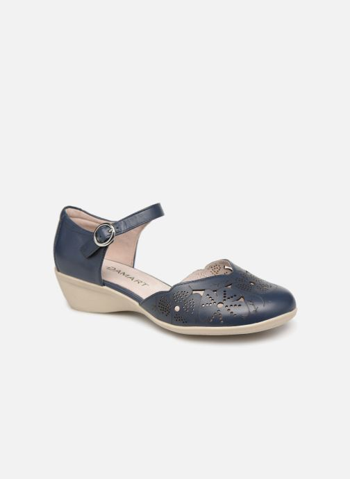 Damart Armelle (blau) - Sandalen bei Más cómodo