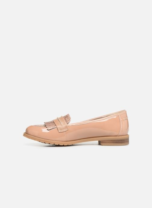Mocassins Damart Adeline Rose vue face