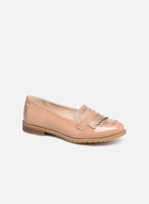 Slipper Damart Adeline rosa detaillierte ansicht/modell
