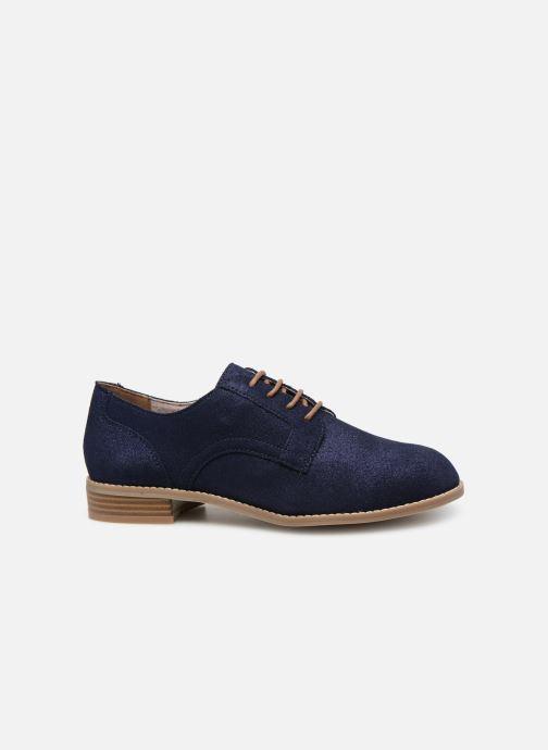 Chaussures à lacets Damart Albane Bleu vue derrière