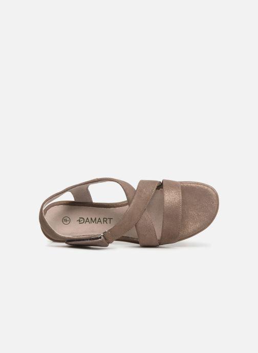 Damart Azelie (Marrone) - Sandali e e e scarpe aperte 731991