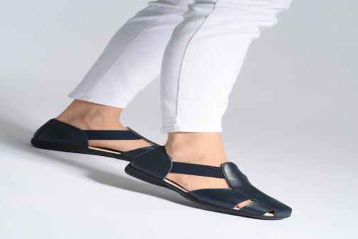 Sandalen Damart Armance Blauw onder
