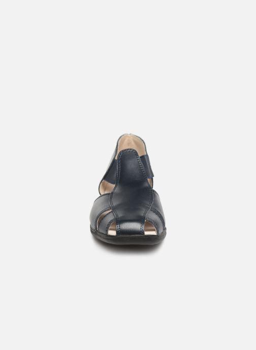 Sandalen Damart Armance Blauw model