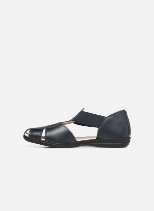 Sandalen Damart Armance Blauw voorkant