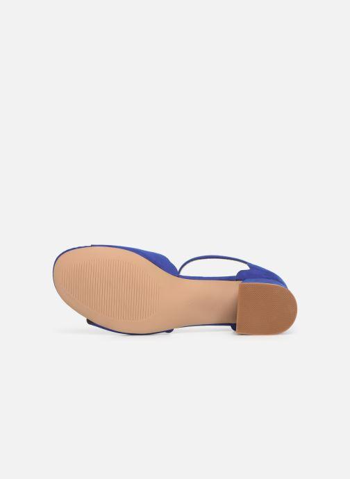 Sandalen Damart Alexia blau ansicht von oben