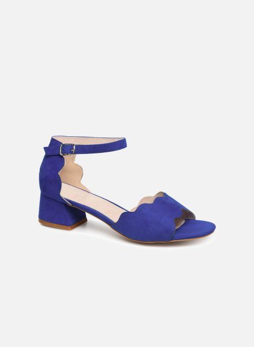 Sandalen Damart Alexia Blauw detail