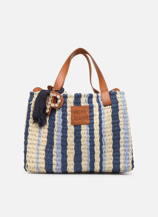 Bolsos de mano Pepe jeans HINES BAG Azul vista de detalle / par