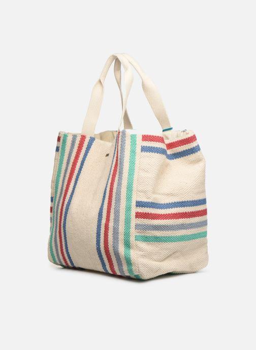 Handtaschen Pepe jeans MARION BAG mehrfarbig ansicht von rechts