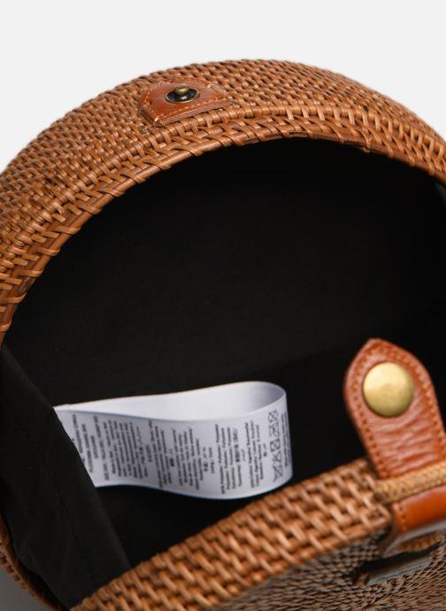 Handtaschen Pepe jeans JOANNE BAG braun ansicht von hinten