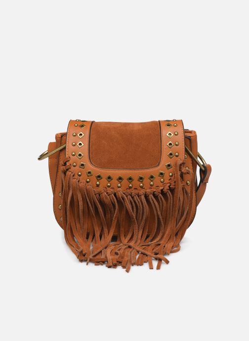 Handtaschen Pepe jeans ERIKA BAG braun detaillierte ansicht/modell