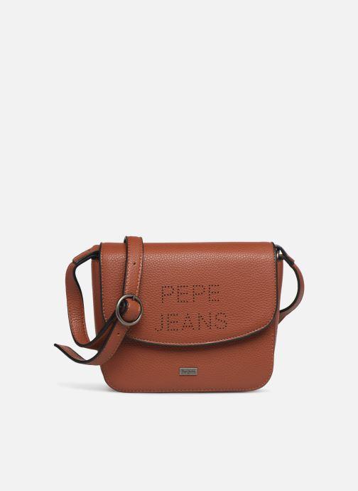 Handtassen Pepe jeans AGNES BAG Bruin detail