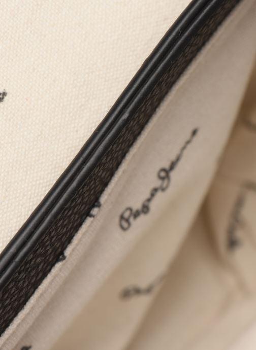 Sacs à main Pepe jeans AGNES BAG Noir vue derrière