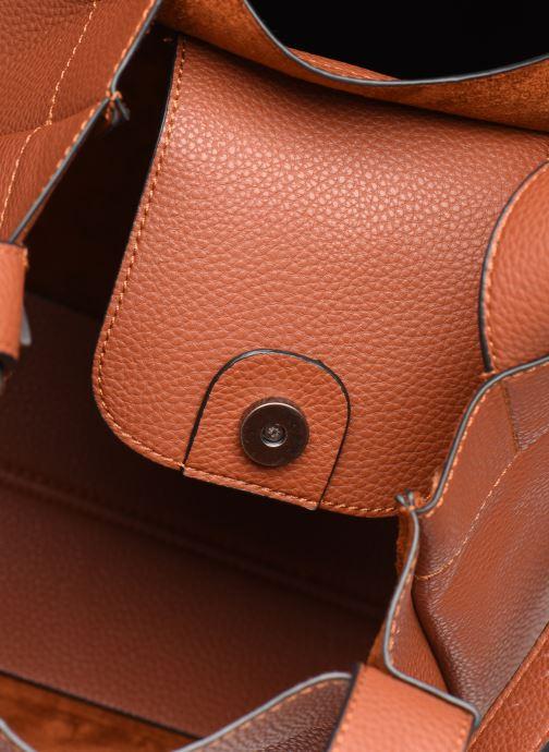 Handtassen Pepe jeans VALERIA BAG Bruin achterkant