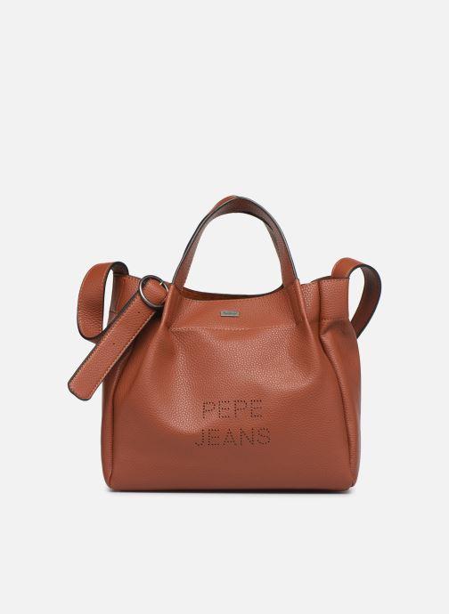 Handtassen Pepe jeans VALERIA BAG Bruin detail