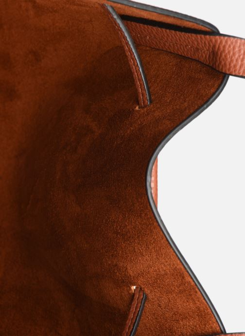 Handtassen Pepe jeans VALENTINA BAG Bruin achterkant