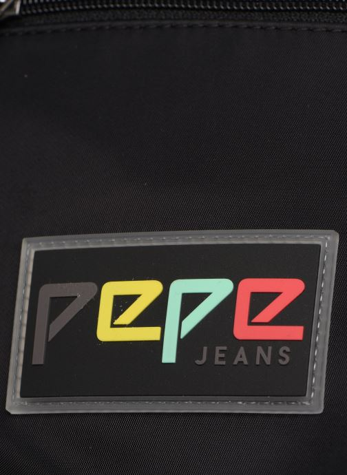 Mochilas Pepe jeans MIND BACKPACK Negro vista lateral izquierda