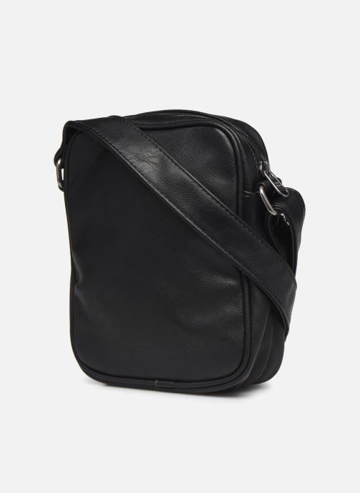 Herrentaschen Pepe jeans INBLES BAG schwarz ansicht von rechts