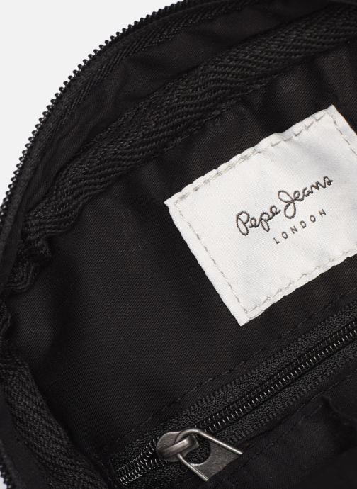Herrentaschen Pepe jeans INBLES BAG schwarz ansicht von hinten
