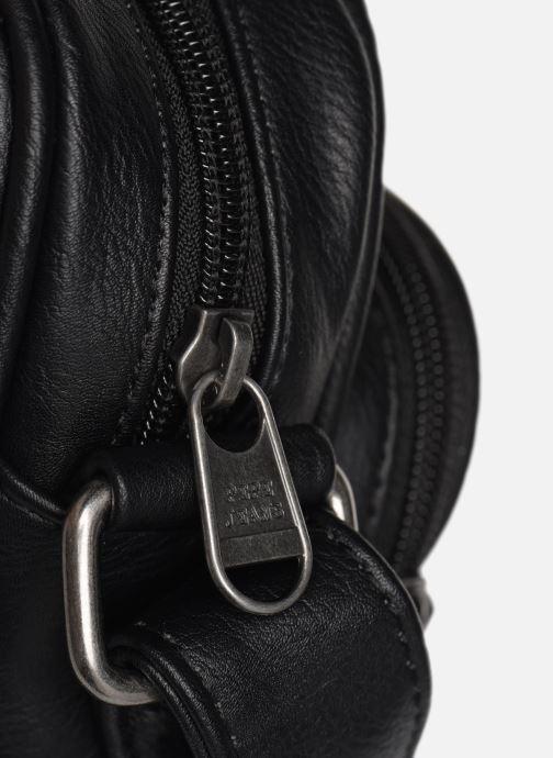 Herrentaschen Pepe jeans INBLES BAG schwarz ansicht von links