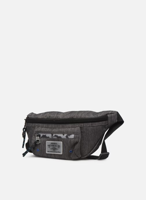 Wallets & cases Pepe jeans RAW BUMBAG Black model view