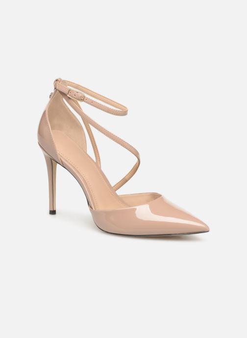 Zapatos de tacón Guess BRITEA Beige vista de detalle / par