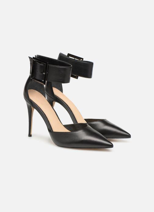 Zapatos de tacón Guess OVIE Negro vista 3/4