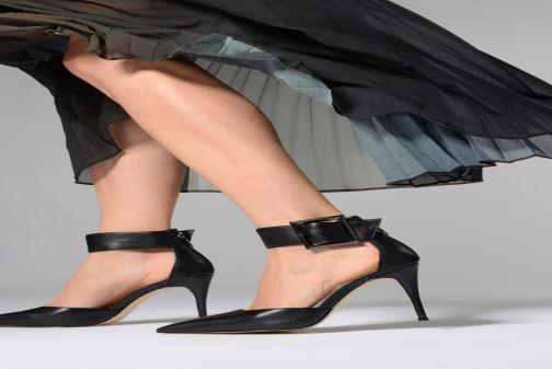 Zapatos de tacón Guess OVIE Negro vista de abajo